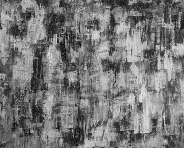 White Noise on Canvas #1 – Diary of a Wannabe Artist
